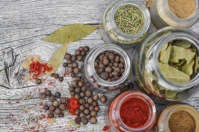 Aromatic Organic Herbs