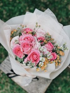 flowers for bouquet