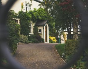 landscaping near your home