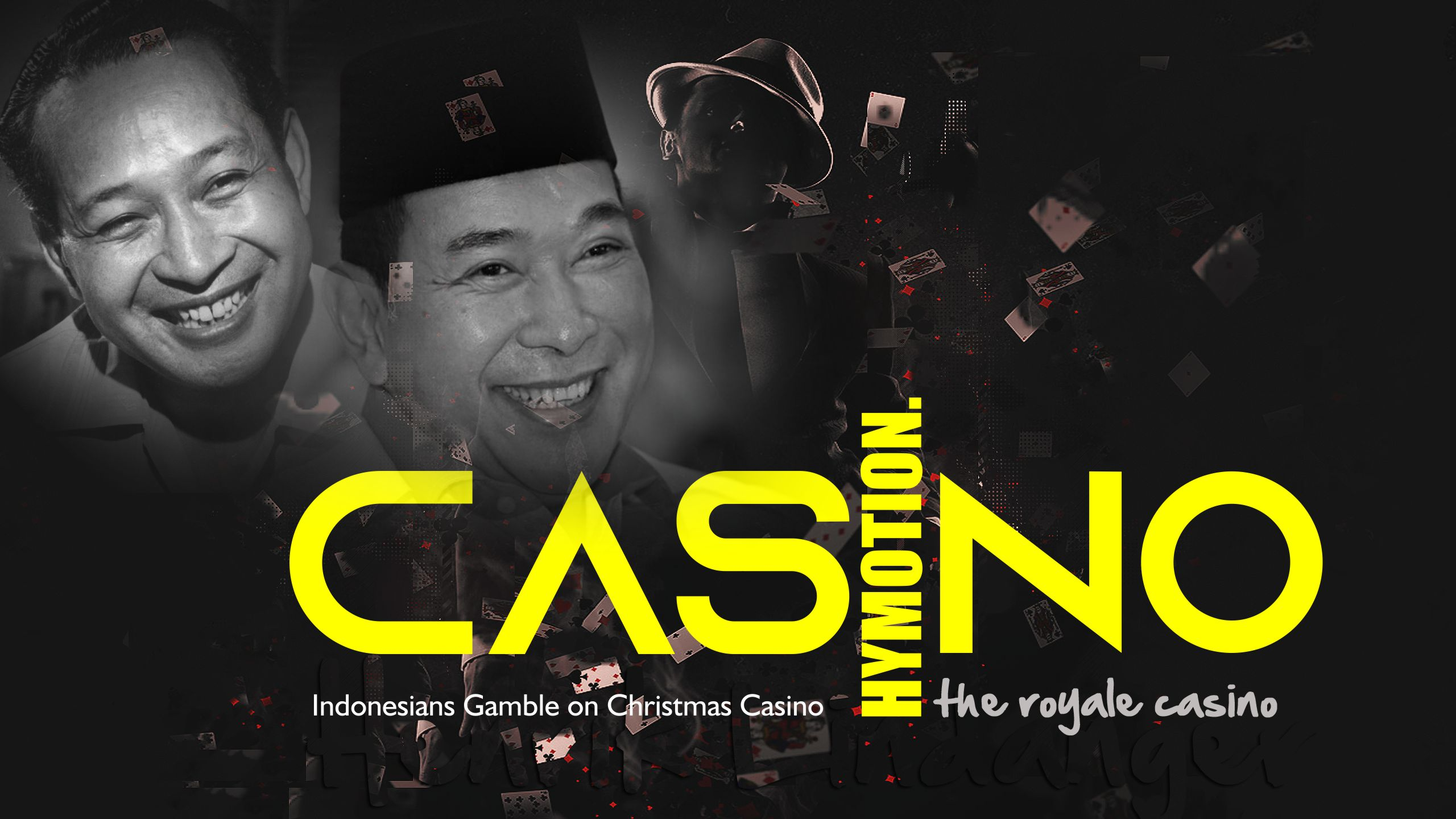 Indonesians Gamble on Christmas Casino
