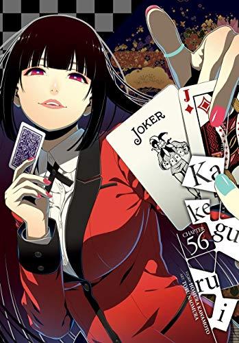Rekomendasi Manga Terbaik Tentang Perjudian
