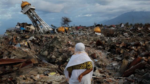 Tragedi Pilu Gempa dan Tsunami di Kota Palu