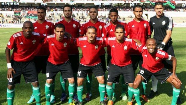 Libyan National Team's